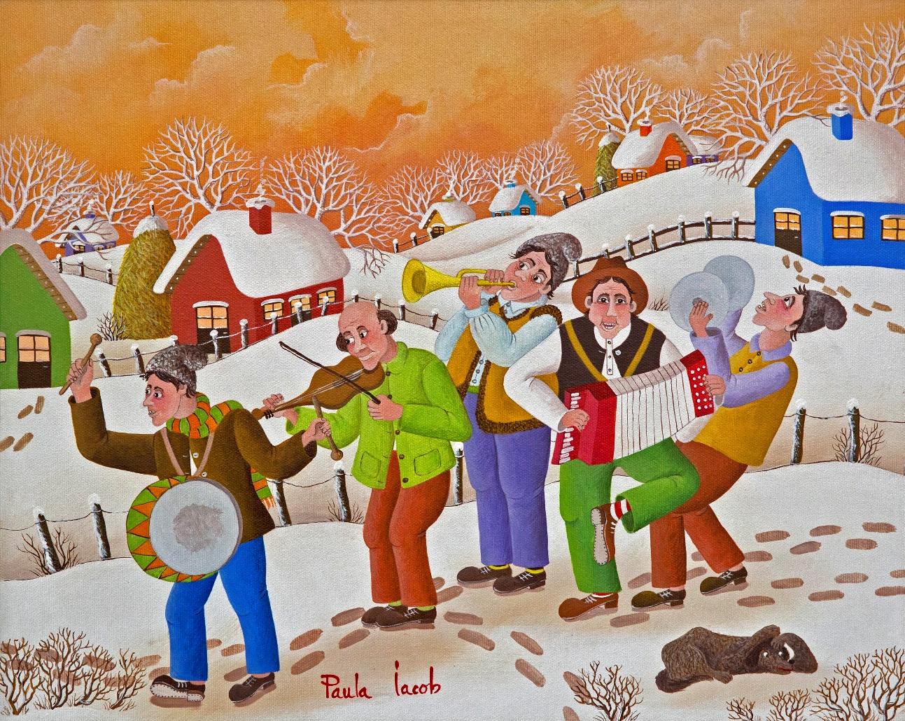catalog fata1-Paula Iacob - Muzicantii satului