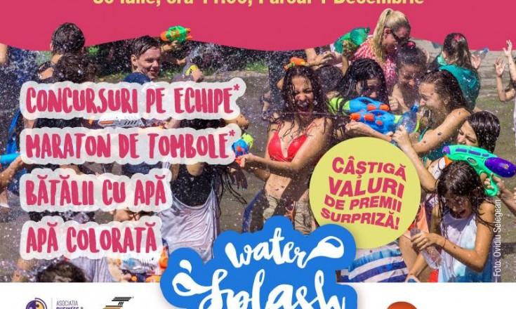 festivalul de stopit cu apa